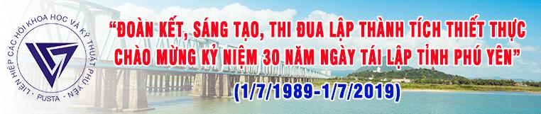 Chào mừng kỷ niệm 30 năm ngày tái lập tỉnh Phú Yên
