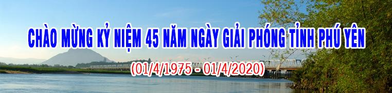 Chào mừng kỷ niệm ngày giải phóng Phú Yên