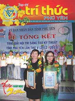 Tạp chí trí thức số Xuân Giáp Ngọ 2014