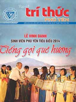 Tạp chí trí thức số 37 - tháng 08/2014