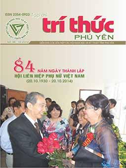 Tạp chí trí thức số 38 - tháng 10/2014