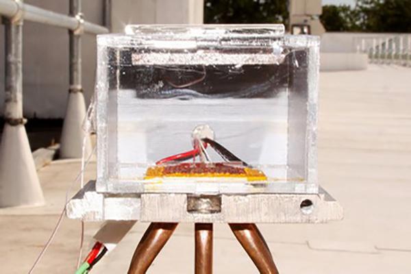 Thiết bị thu nước từ không khí - Nguồn: npr.org