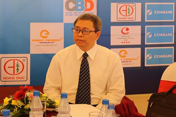 TS. Lê Ngọc Lâm - Phó Cục trưởng Cục Sở hữu trí tuệ, Bộ Khoa học và Công nghệ