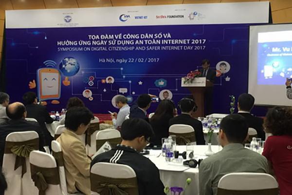 Ông Vũ Hoàng Liên – Chủ tịch Hiệp hội Internet Việt Nam