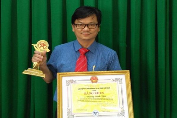 Ông Dương Bình Phú - Ảnh: CTV