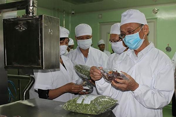 Bảo quản nông sản bằng lai ghép công nghệ sấy