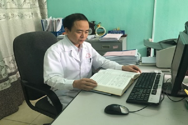 BS. Phan Thanh Tôn – Phó giám đốc Bệnh viện đa khoa khu vực Nghĩa Lộ
