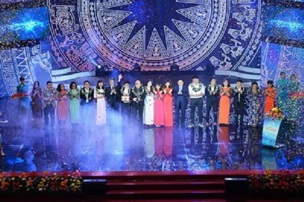 Hai công trình giành quán quân Giải thưởng Nhân tài Đất Việt 2016