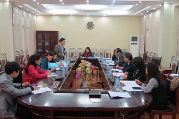 Đề tài được Liên hiệp hội Thái Nguyên