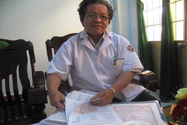 Bác sĩ Lê Bá Thính
