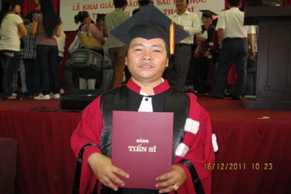 Tiến sĩ Đào Nhật Kim
