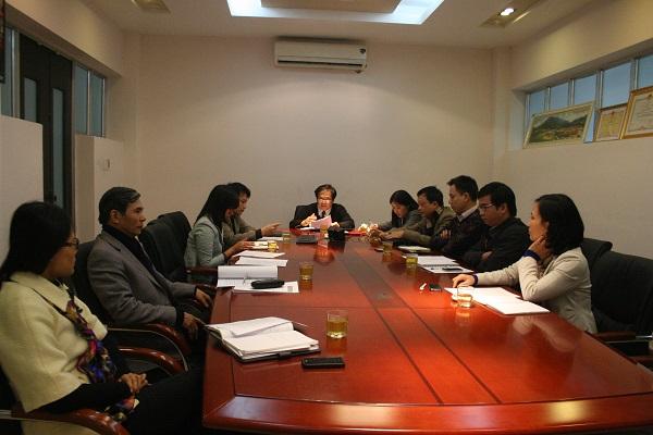 Tổ chức, hoạt động của hội đồng khoa học và công nghệ
