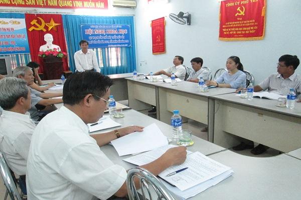 Lâm Đồng: Hội nghị chuyên gia tư vấn, phản biện và giám định xã hội