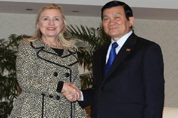 Mỹ muốn nâng tầm quan hệ đối tác chiến lược với Việt Nam