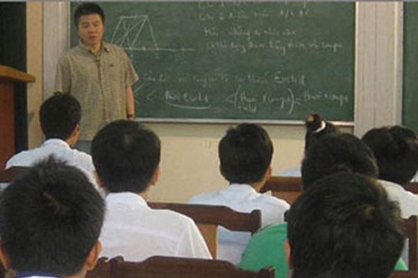 Việt Nam chưa có đến 100 Giáo sư Toán học