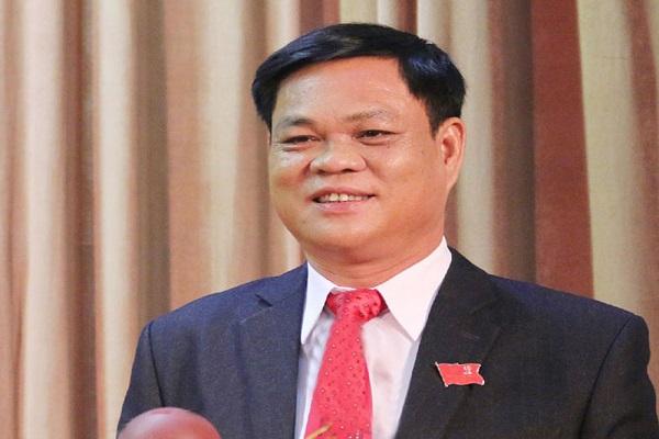 Bí thư Tỉnh ủy Huỳnh Tấn Việt