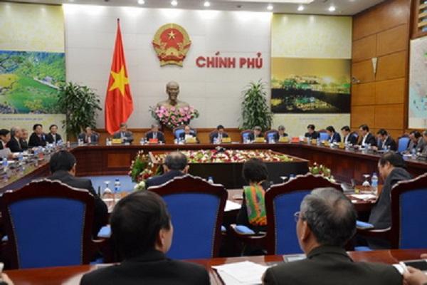 Thủ tướng Nguyễn Xuân Phúc làm việc với Liên hiệp Hội Việt Nam