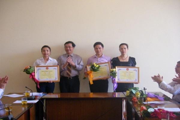 Hoạt động của Công đoàn cơ quan Liên hiệp Hội Việt Nam có nhiều chuyển biến tích cực