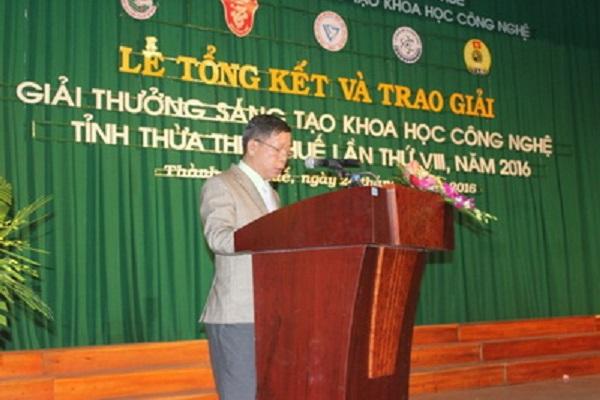 Thừa Thiên Huế: Triển khai Hội thi Sáng tạo kỹ thuật lần thứ VIII