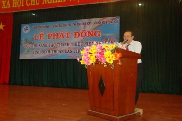 Ninh Thuận: Phát động Cuộc thi Sáng tạo thanh thiếu niên, nhi đồng tỉnh lần thứ XI