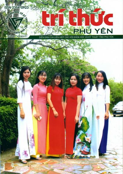 Tạp chí Trí thức Phú Yên số 56 - 10/2017