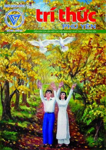 Tạp chí Trí thức Phú Yên số 55 - 8/2017