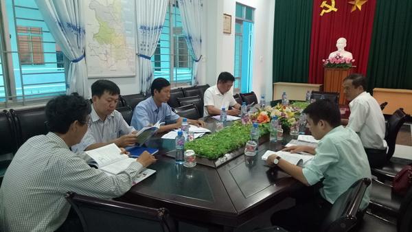 Liên hiệp Hội Tỉnh phối hợp Sở Y tế tổ chức họp bàn phát động Hội thi STKT tỉnh Phú Yên lần 8 trong ngành