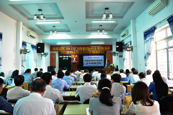 Hội thảo phát động Hội thi Sáng tạo Kỹ thuật tỉnh Phú Yên lần 8 (2018-2019) trong ngành Y tế