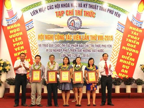 Tạp chí Trí thức Phú Yên: Dấu ấn 10 năm xây dựng và phát triển