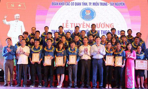 Tuyên dương Thanh niên tiên tiến làm theo lời bác năm 2018: Phú Yên có 2 thanh niên được tuyên dương