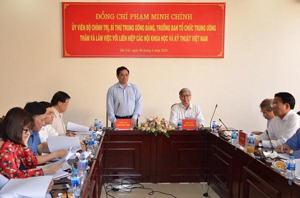 Liên hiệp Hội Việt Nam là tổ chức chính trị xã hội cần được thể chế hóa về mặt nhà nước