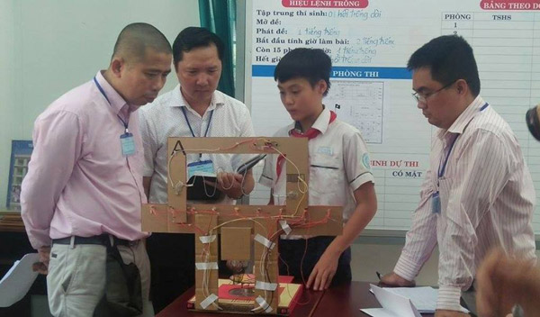 Đồng Nai: Gần 1000 giải pháp tham gia Cuộc thi Sáng tạo thanh thiếu niên, nhi đồng tỉnh
