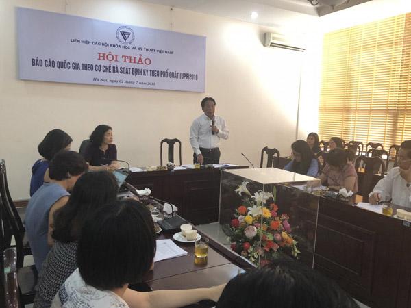 Việt Nam thực hiện khuyến nghị bảo vệ thúc đẩy quyền con người