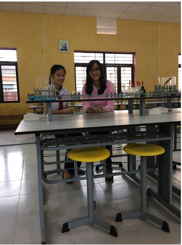 Thừa Thiên Huế: Học sinh sáng tạo phấn viết bảo sức khỏe và môi trường
