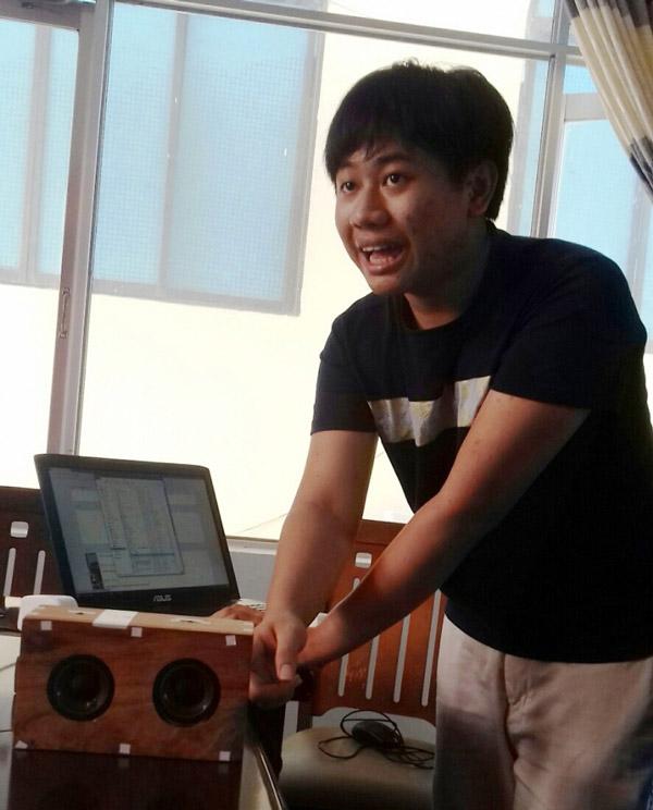 Kon Tum: Thiết bị trợ lý thông minh CenaBOX đạt giải nhất Cuộc thi