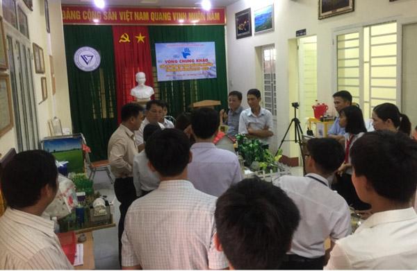 Đắk Lắk: Chung khảo Cuộc thi sáng tạo thanh thiếu niên nhi đồng tỉnh lần thứ VI