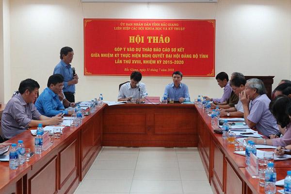 Bắc Giang: Đẩy mạnh hoạt động tư vấn phản biện ngày càng phát triển