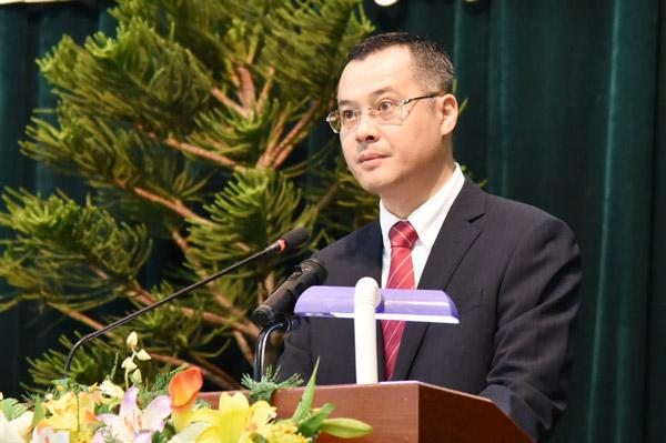 Đồng chí Phạm Đại Dương được bầu giữ chức Chủ tịch UBND tỉnh Phú Yên