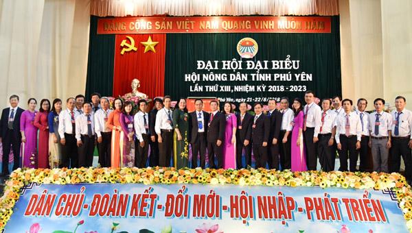 Đại hội đại biểu Hội Nông dân tỉnh lần thứ XIII, nhiệm kỳ 2018-2023: Chung sức phát triển nông nghiệp và xây dựng nông thôn mới