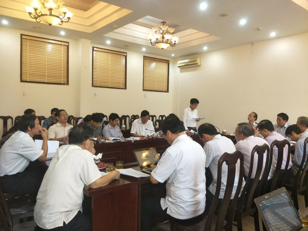 Tọa đàm về đề án tổ chức bộ máy, hoạt động của Liên hiệp các Hội KH&KT Việt Nam phù hợp với các nghị quyết, chỉ thị của Đảng