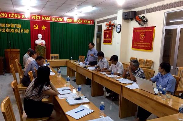 Bình Thuận: Phản biện đề án Điều chỉnh Quy hoạch ngành Nông nghiệp