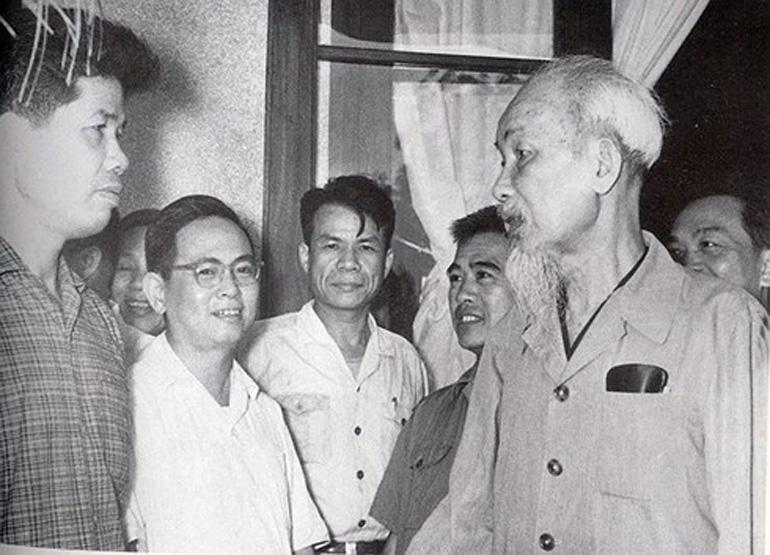 Đồng chí Đỗ Mười - Người học trò xuất sắc của Chủ tịch Hồ Chí Minh