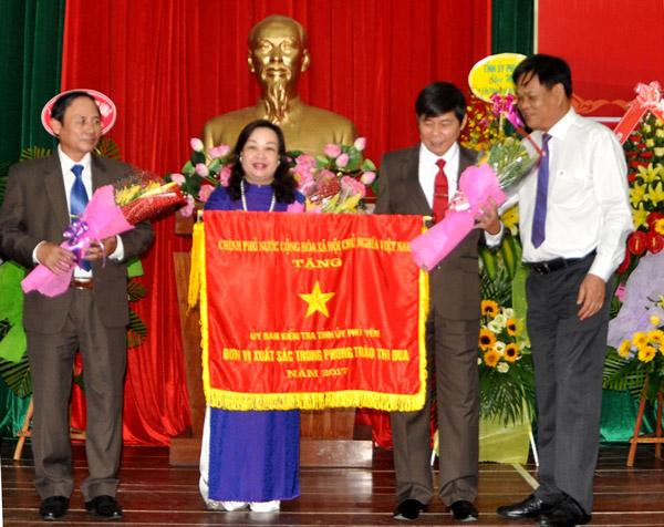 Kỷ niệm trọng thể 70 năm Ngày truyền thống ngành Kiểm tra Đảng
