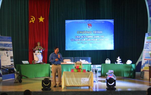 Phú Yên: Tổ chức ngày hội Tuổi trẻ sáng tạo