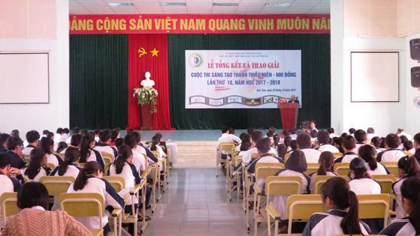 Kon Tum: Tổng kết Cuộc thi lần thứ 10 năm 2017-2018