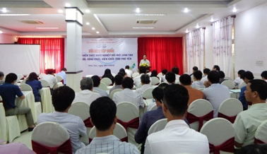 Phú Yên: Từng bước khởi nghiệp đổi mới sáng tạo