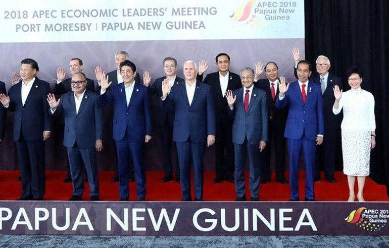 Thủ tướng Nguyễn Xuân Phúc tham dự nhiều sự kiện trong khuôn khổ Tuần lễ Cấp cao APEC
