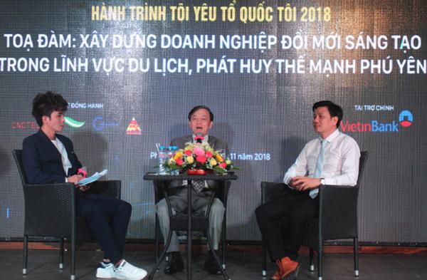 Tọa đàm phát huy thế mạnh trong phát triển du lịch của Phú Yên