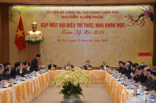 Thủ tướng Nguyễn Xuân Phúc: Thành quả của đất nước có sự đóng góp to tớn của trí thức, nhà khoa học Liên hiệp Hội Việt Nam