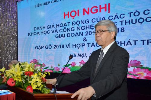 Một số kết quả của các tổ chức KH&CN trực thuộc Liên hiệp Hội Việt Nam thời gian qua